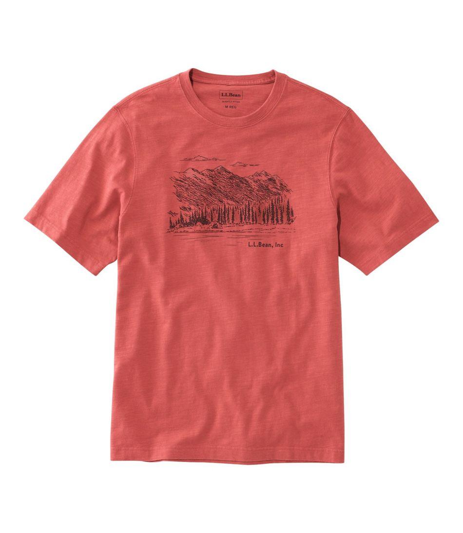 Lakewashed® Organic Cotton Graphic Tee, Short-Sleeve