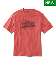 5e7ee8df34 Lakewashed Organic Cotton Graphic Tee, Short-Sleeve