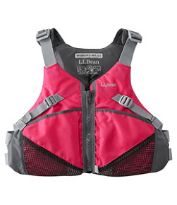 Women's L.L.Bean Comfort Back PFD