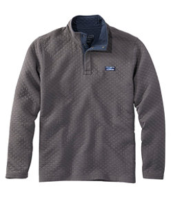 Men's L.L.Bean Quilted Pullover