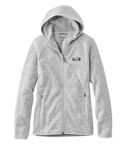 L.L.Bean Sweater Fleece, Full-Zip Hoodie
