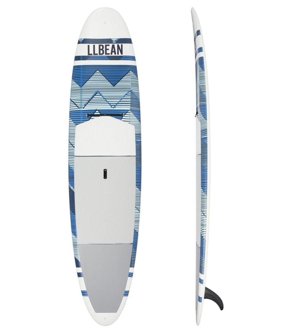 "L.L.Bean Breakwater ACE-TEC Stand-Up Paddleboard, 10'6"" Print"
