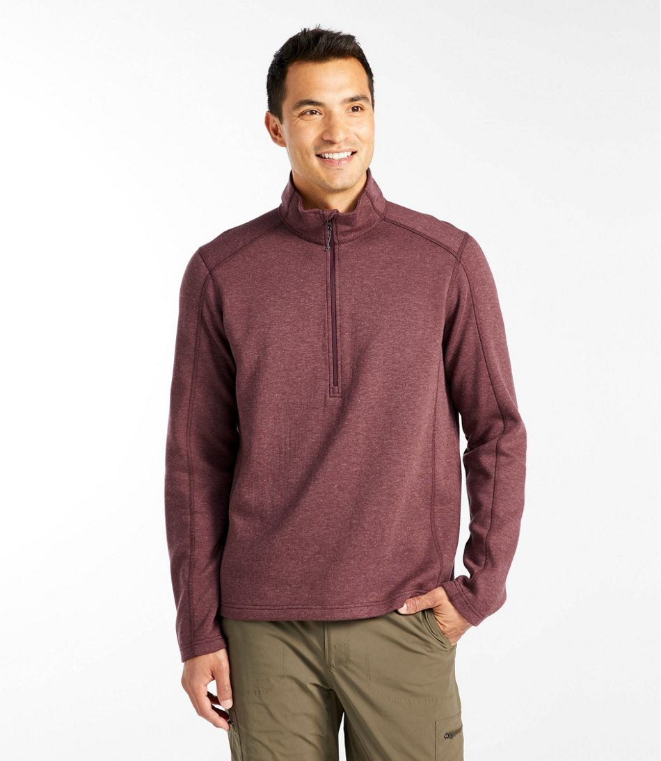 Riverton Knit Quarter-Zip Pullover