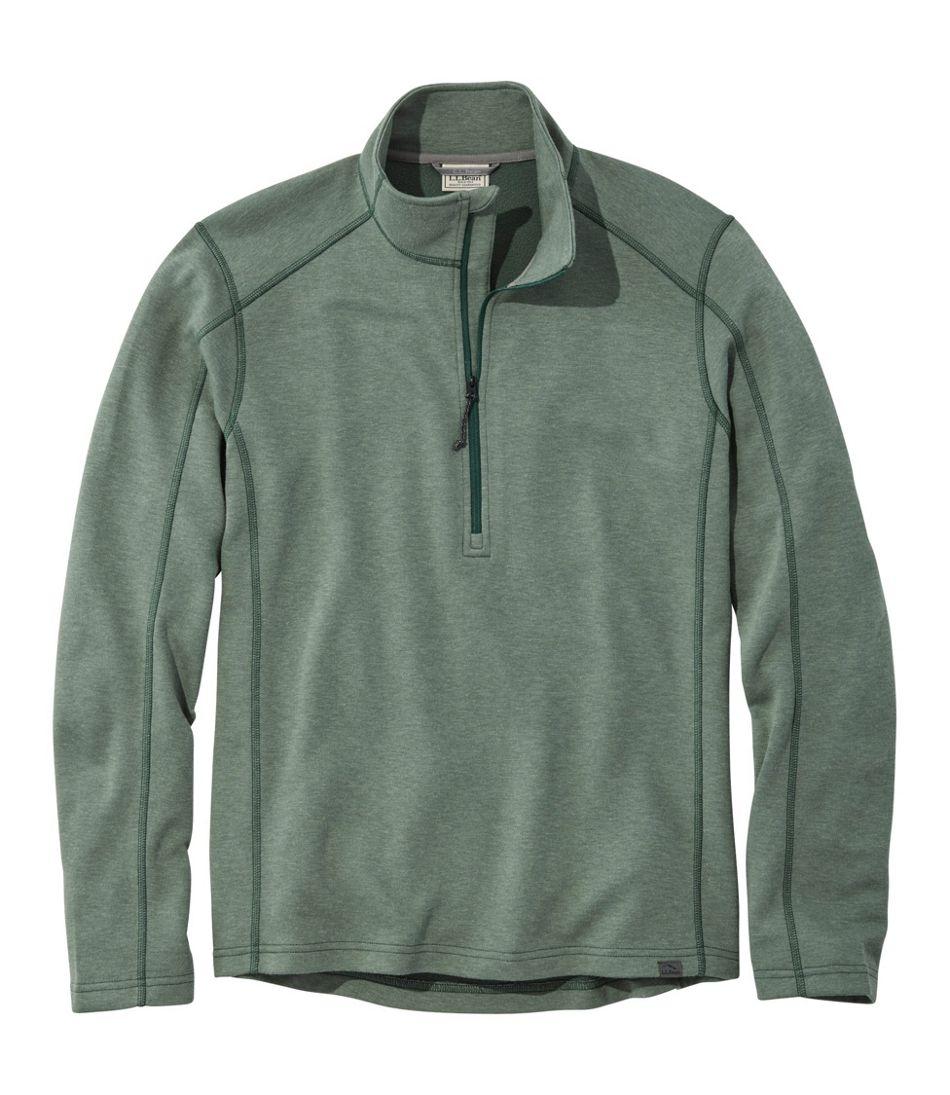 Men's Riverton Knit Quarter-Zip Pullover