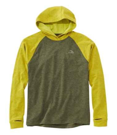 Men's Adventure Grid Fleece Hoodie