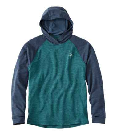 Adventure Grid Fleece Hoodie