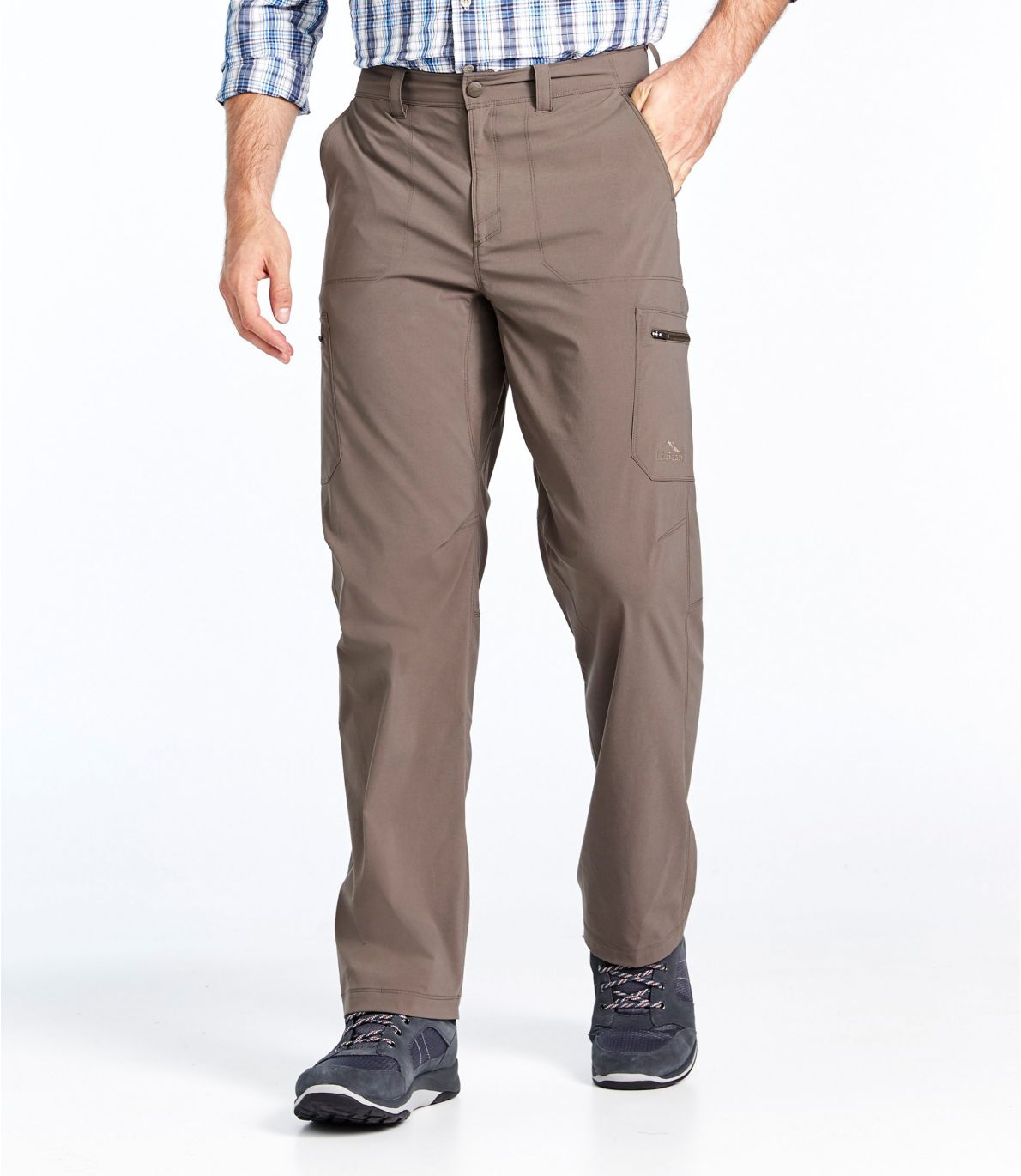 Men's Water-Resistant Cresta Hiking Pants, Standard Fit