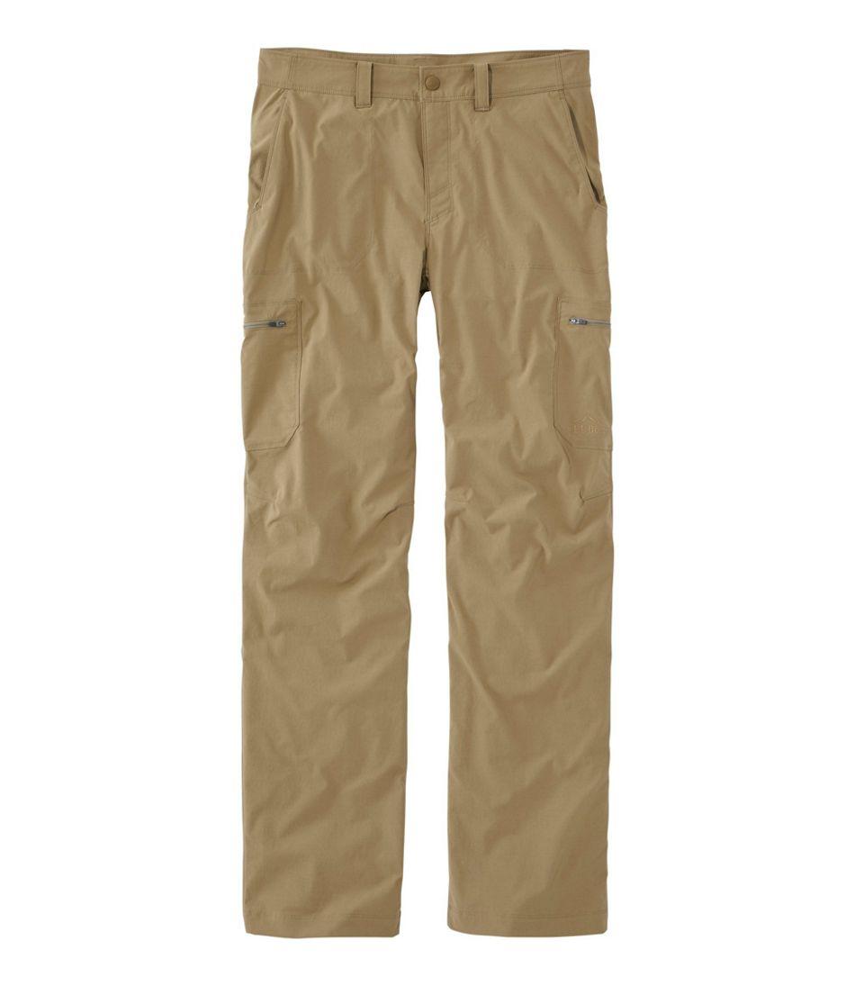 Men's Water-Resistant Cresta Hiking Pants, Standard Fit
