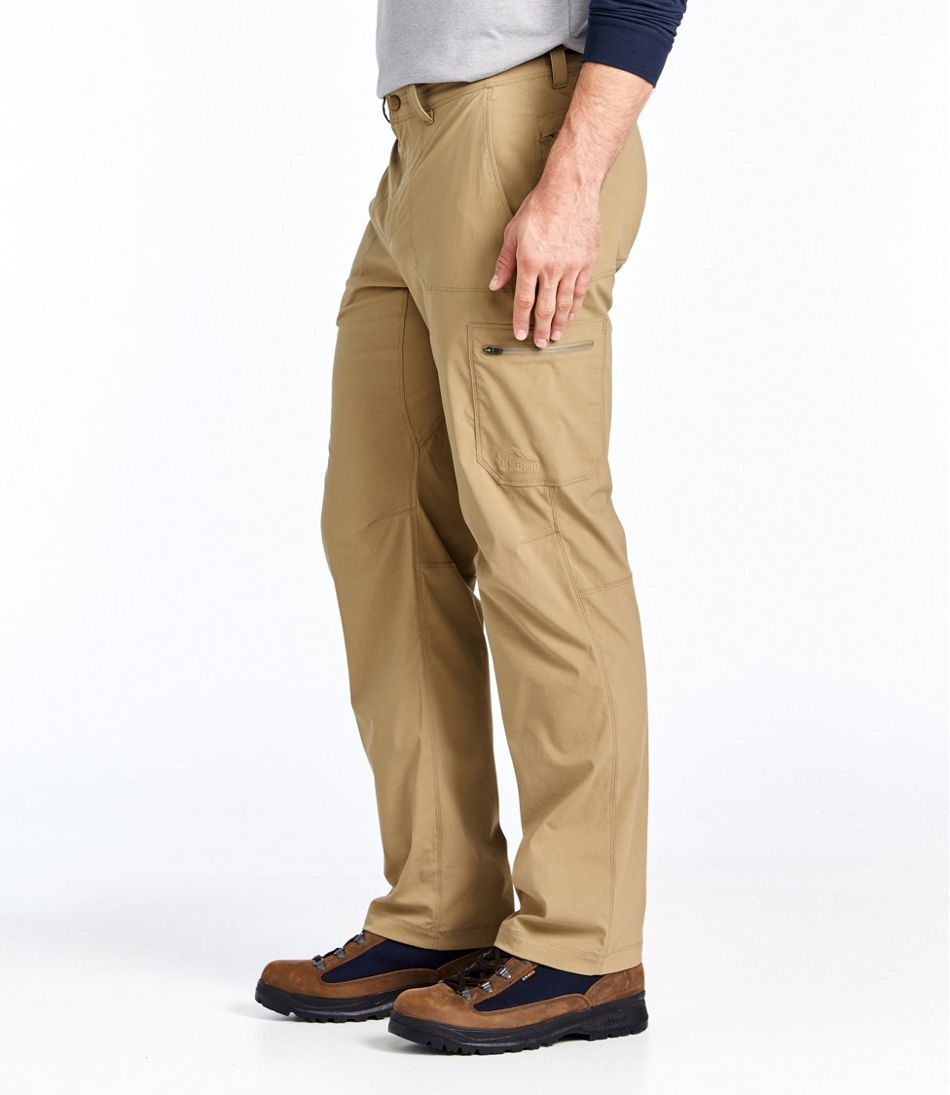 Men's Water-Resistant Cresta Hiking Pants, Natural Fit