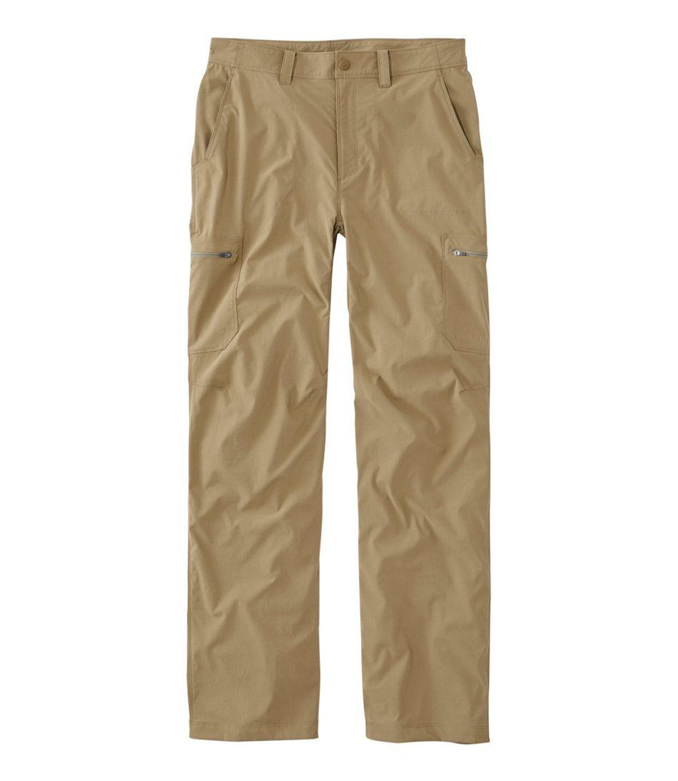 Men's Water-Resistant Cresta Hiking Pants, Natural Fit