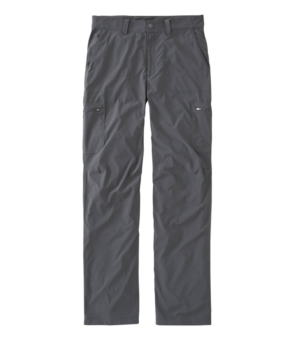 Men's Water-Repellent Cresta Hiking Pants, Natural Fit