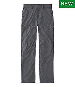 Men's Water-Repellent Cresta Hiking Pants, Natural Fit