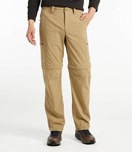 Men's Water-Resistant Cresta Hiking Zip-Off Pants