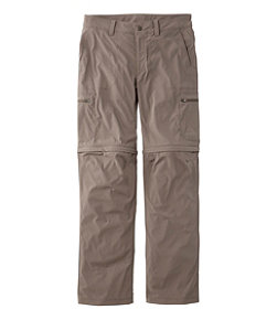 Water Resistant Cresta Hiking Zip Off Pant, Standard Fit