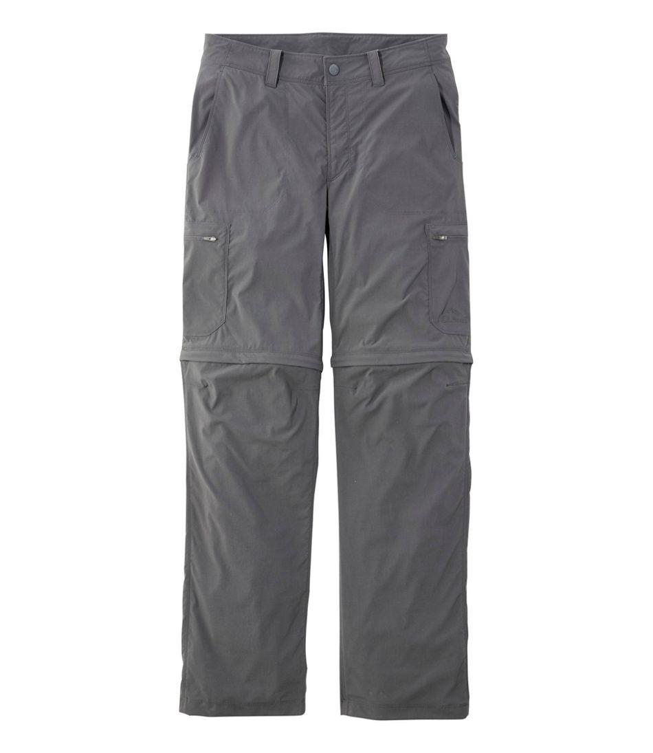 Water Resistant Cresta Hiking Zip Off Pant, Standard Fit