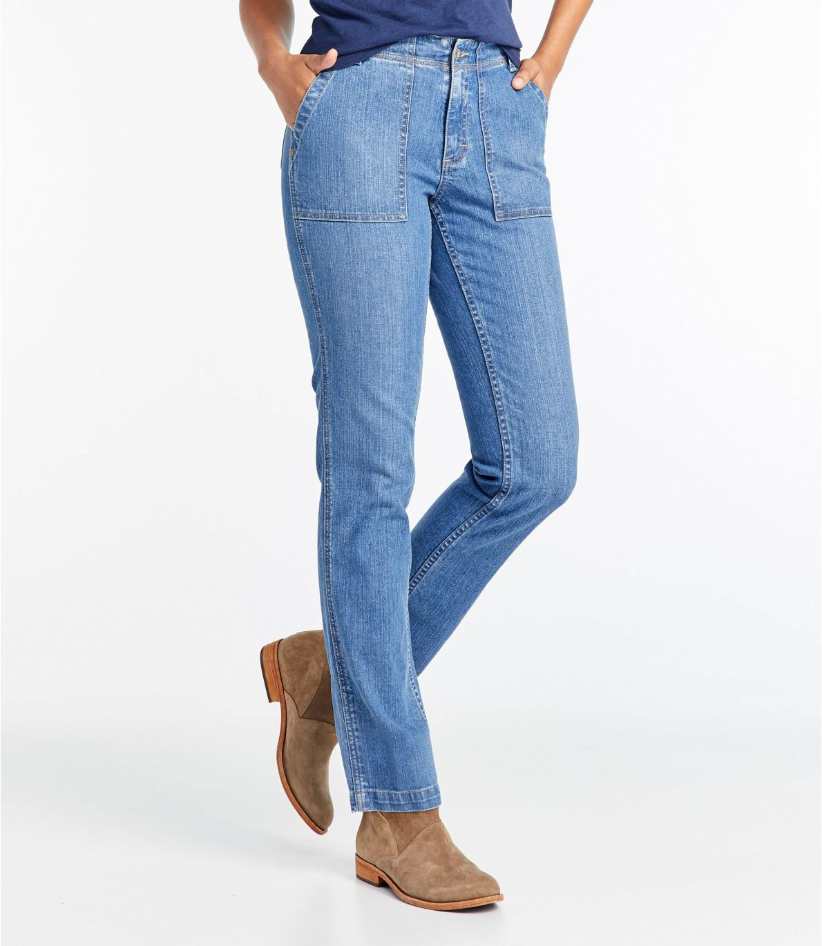 Women's 1912 Jeans, Favorite Fit Utility