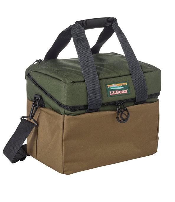 Softpack Cooler, Picnic, Dark Olive/Forest Shade, large image number 0