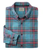 Easy-Care Lakewashed Tartan, Traditional Fit