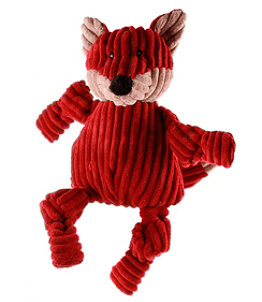 Woodland Knotties Dog Toy, Fox