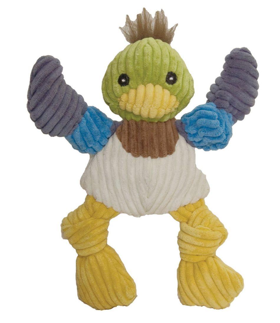 Woodland Knotties Dog Toy, Duck