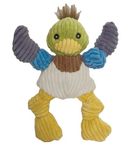 Woodland Knotties Dog Toy, Duck