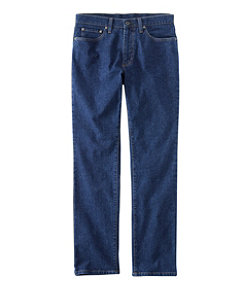 L.L.Bean 1912 Jeans, Stretch Denim, Standard Fit