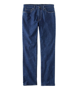 Men's L.L.Bean 1912 Jeans, Stretch Denim, Standard Fit