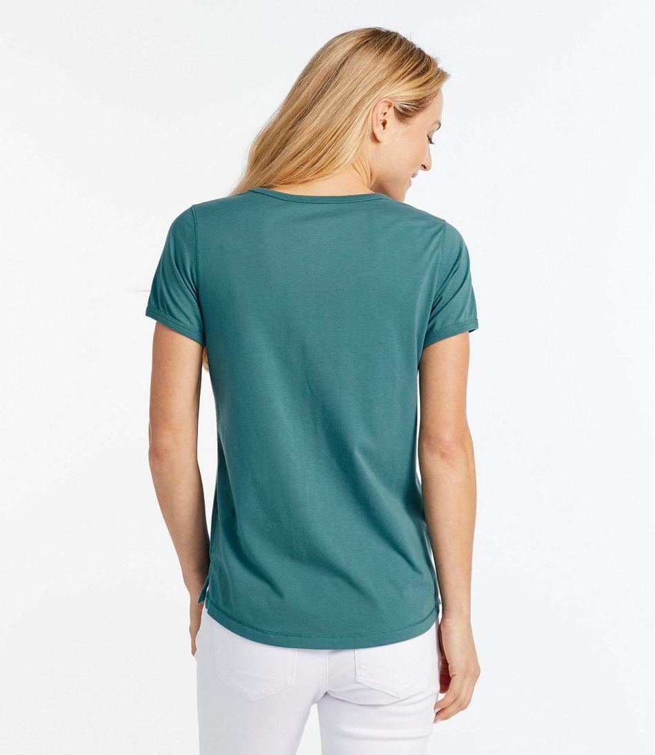 Women's L.L.Bean Graphic T-Shirt, Short-Sleeve