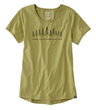 L.L.Bean Graphic T-Shirt, Short-Sleeve