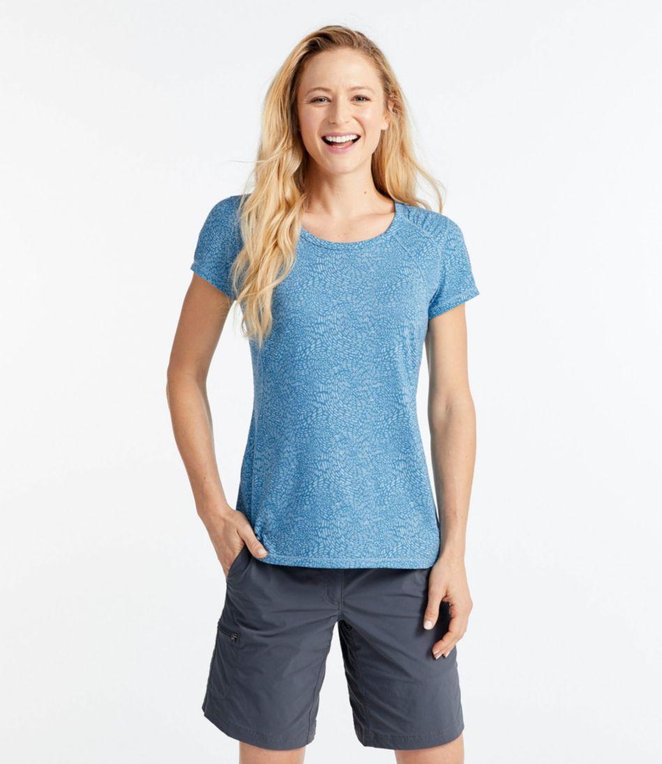 Trail Tee, Short-Sleeve Print