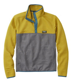 Men's Airlight Knit Pullover, Colorblock