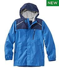 099dd0ae6 Kids' Trail Model Rain Jacket, Colorblock