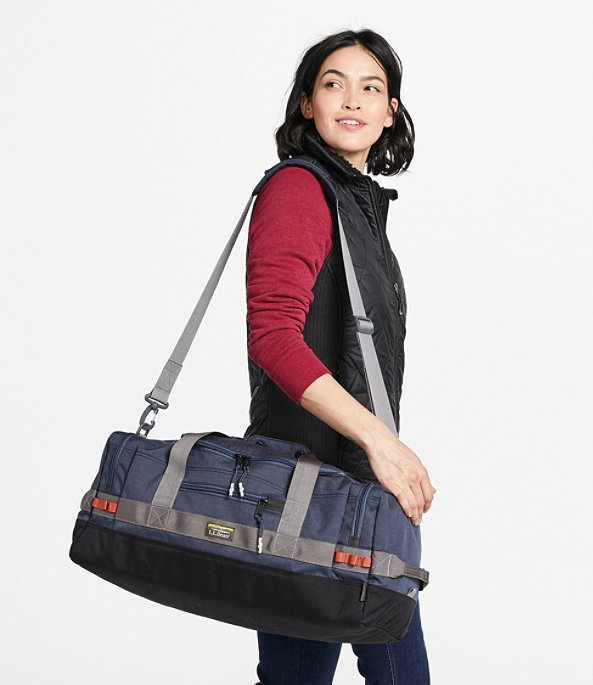 Mountain Classic Cordura Duffle, Small, Juniper/Storm Blue, large image number 4