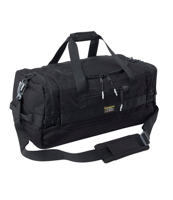 Mountain Classic Cordura Duffle, Small, Black, large image number 0