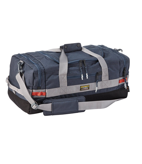 Mountain Classic Cordura Duffle, Small, Carbon Navy/Black, large image number 0