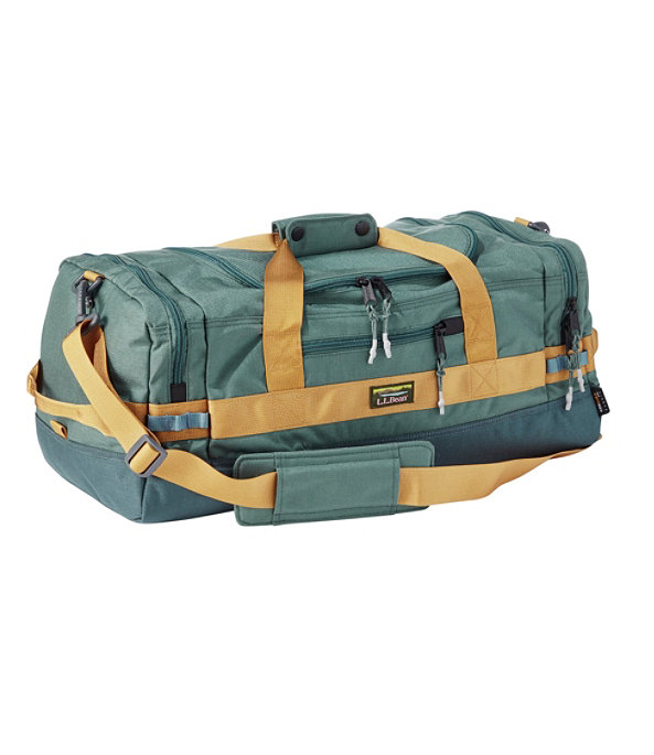 Mountain Classic Cordura Duffle, Small, Juniper/Storm Blue, large image number 0
