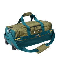 Mountain Classic Cordura Rolling Duffle, Medium
