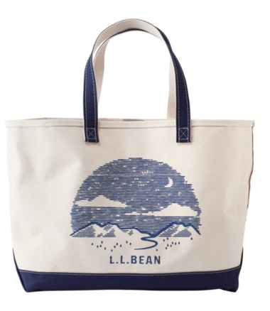 Graphic Boat and Tote, Large