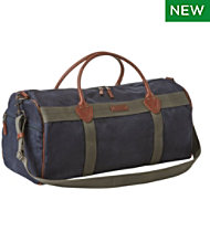68cfb48d1aeb Waxed Canvas Duffle