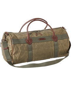 Waxed Canvas Duffle