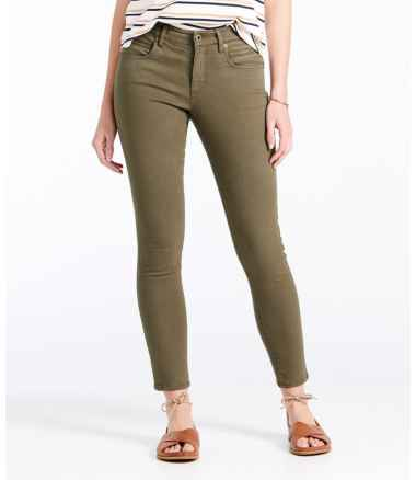 Signature Premium Skinny Jeans, Zip Pocket Ankle