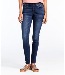 Women's Signature Premium Skinny Jeans, Zip Pocket Ankle