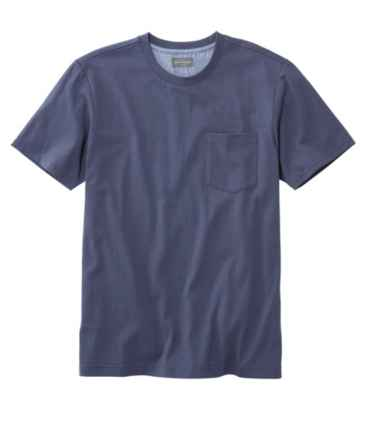 Men's Signature Pocket Tee, Short-Sleeve