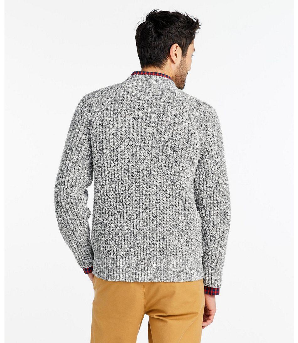 Signature Cotton Ragg Sweater, Crewneck