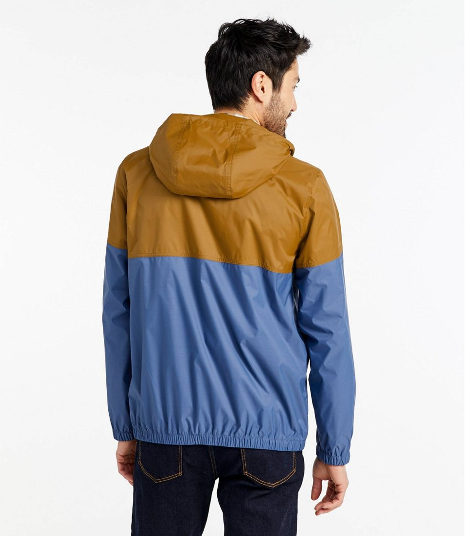Signature Anorak Windbreaker