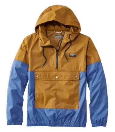 Men's Signature Anorak Windbreaker