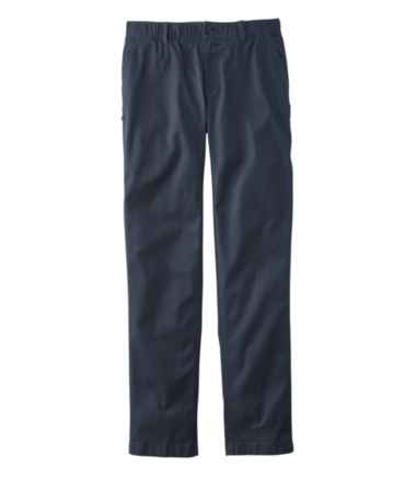 Stretch Tencel Chino Pants