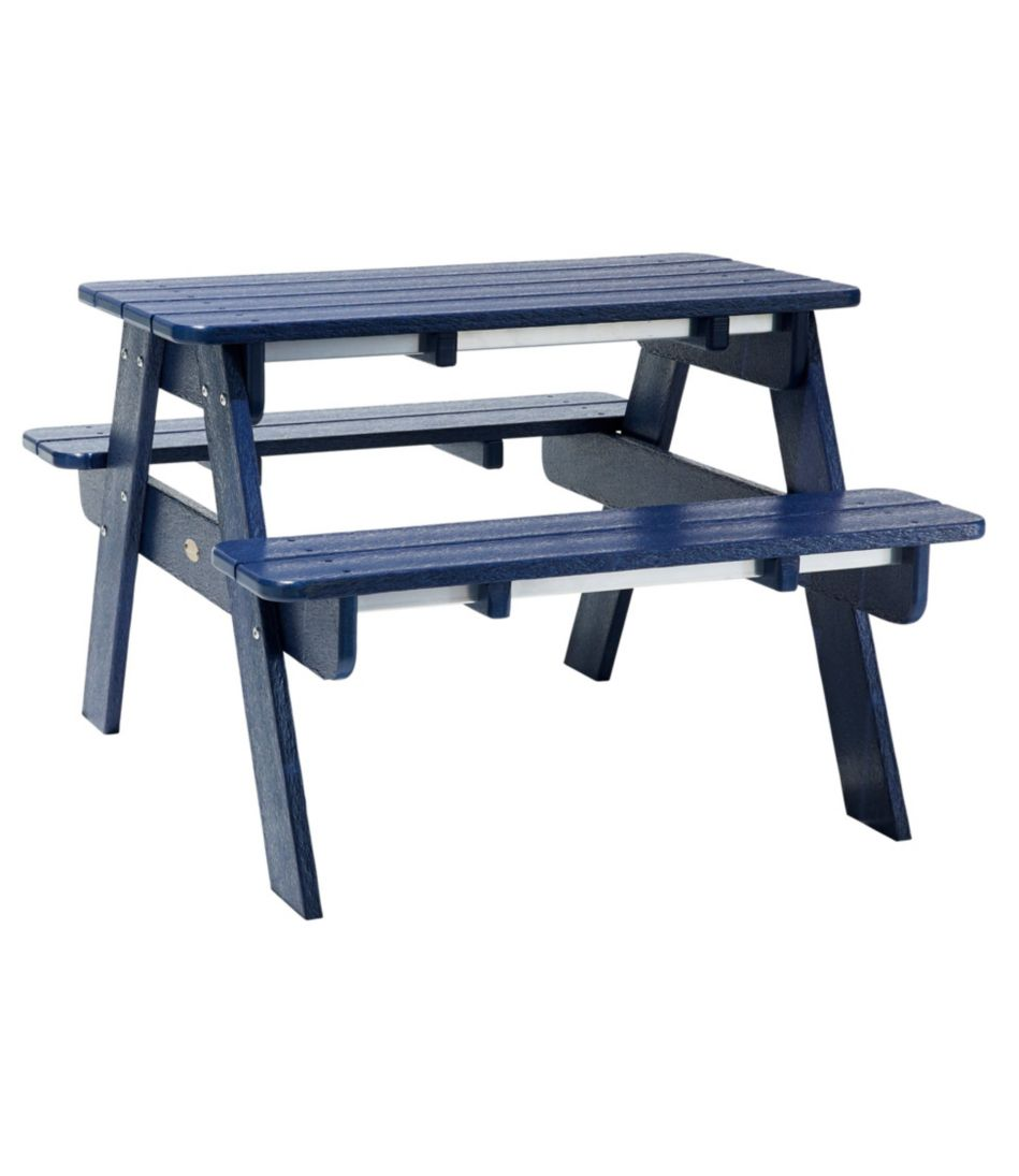 All-Weather Kids' Picnic Table