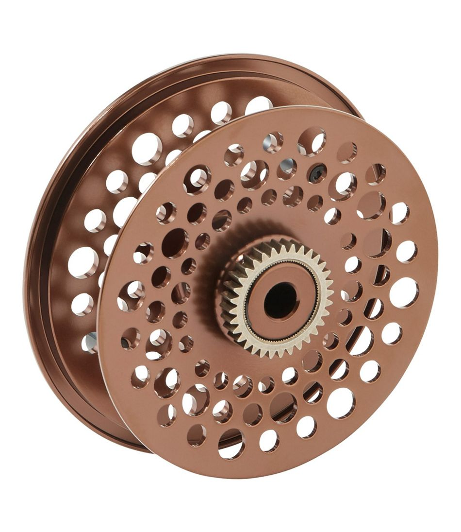 Double L Standard Arbor Fly Reel Spare Spool