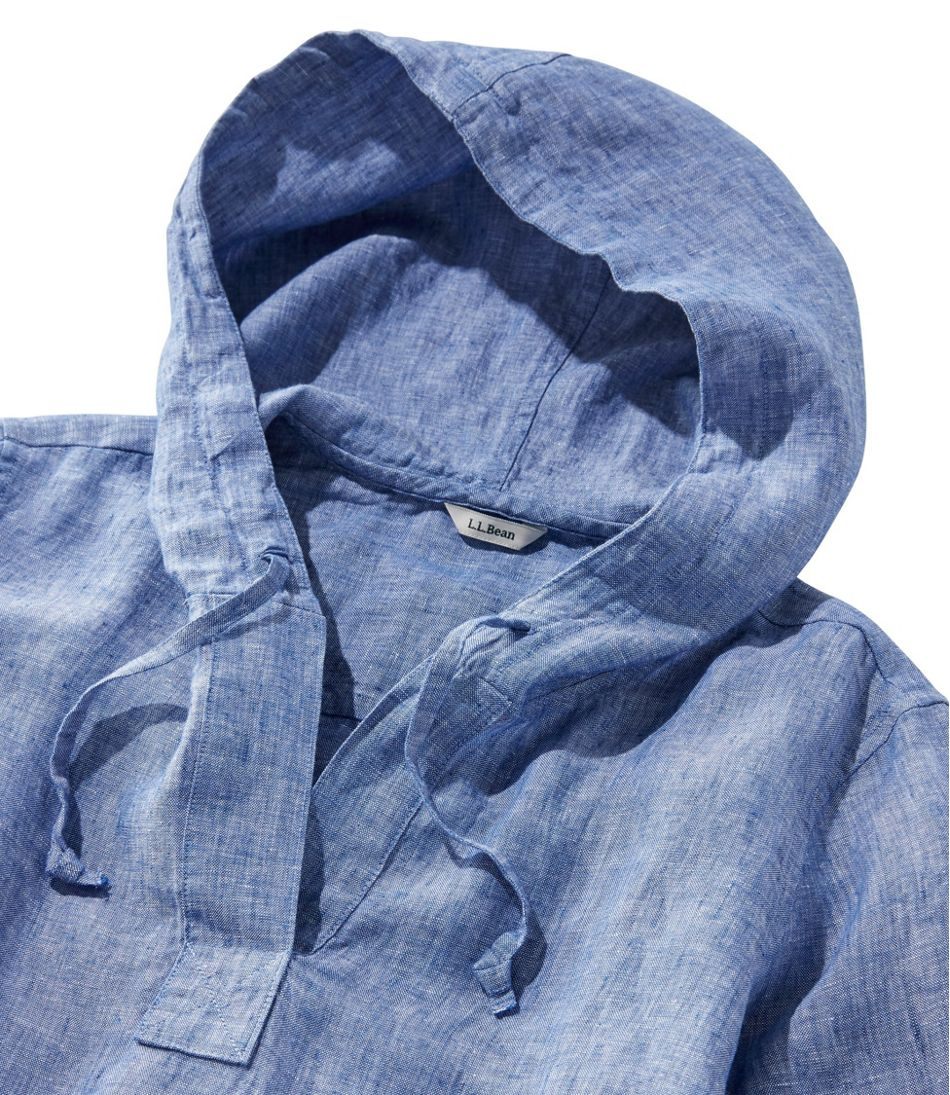 Premium Washable Linen Hoodie